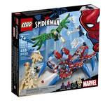Lego Lego Super Heroes Spiderman Spider Crawler
