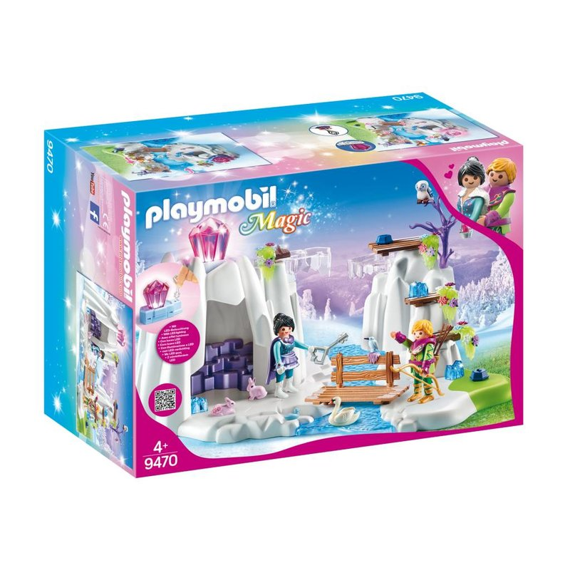 Playmobil Playmobil Crystal Palace Search for the Love Crystal Diamond