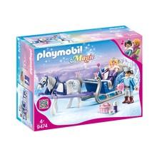 Playmobil Playmobil Crystal Palace Sleigh with Royal Couple