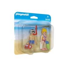 Playmobil Playmobil Duo Beachgoers