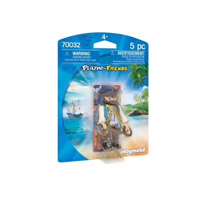 Playmobil Playmobil Playmo-Friends Pirate