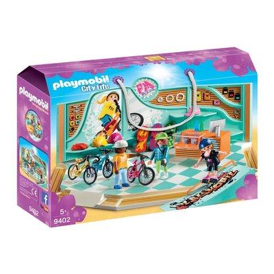 Playmobil Playmobil Shopping Bike & Skate Shop