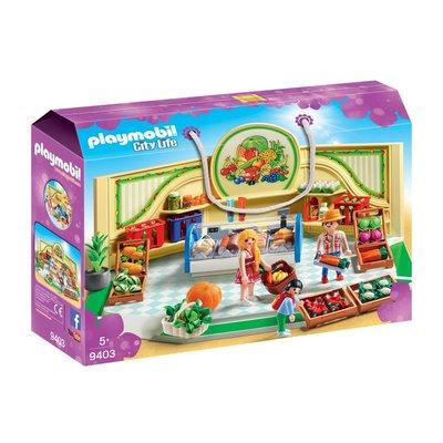 Playmobil Playmobil Shopping Grocery Shop