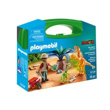 Playmobil Playmobil Carry Case: Dino Explorer