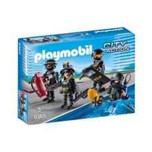 Playmobil Playmobil Tactical Police Unit Team