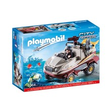 Playmobil Playmobil Tactical Police Unit Amphibious Truck