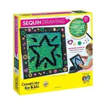 Creativity for Kids Creativity for Kids Sequin Drawing