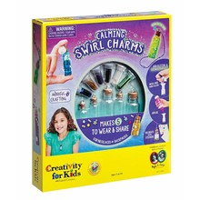 Creativity for Kids Creativity Craft Calming Swirl Charmers
