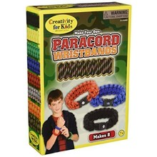 Creativity for Kids Creativity for Kids Paracord Wristbands
