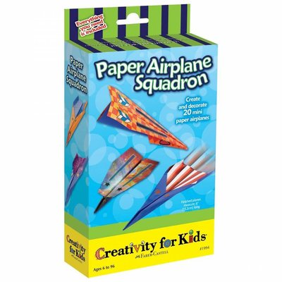 Creativity for Kids Creativity for Kids Mini Paper Airplanes