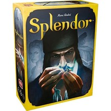 Asmodee Space Cowboys Game Splendor