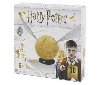 4D Puzzle Harry Potter Snitch