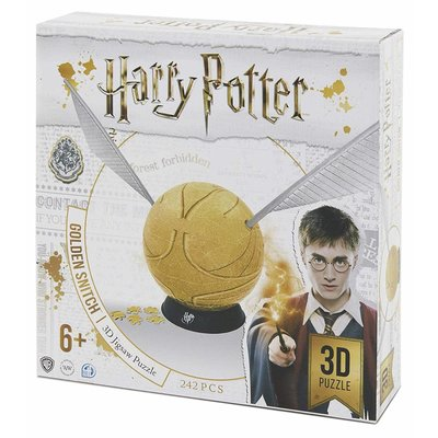 Outset Media 4D Puzzle Harry Potter Snitch