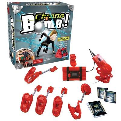 Chrono Bomb Spy Mission