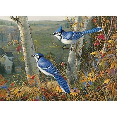 Cobble Hill Puzzles Cobble Hill  Puzzle 1000pc Blue Jays