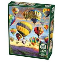 Cobble Hill Puzzles Cobble Hill Puzzle 1000pc Hot Air Balloons