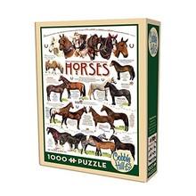 Cobble Hill Puzzles Cobble Hill Puzzle 1000pc Horse Quotes