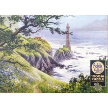 Cobble Hill Puzzles Cobble Hill Puzzle 1000pc Summer Lighthouse