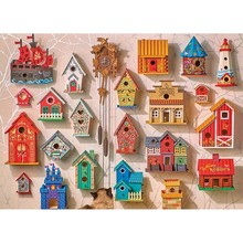 Cobble Hill Puzzles Cobble Hill Puzzle 1000pc Cuckoo and Friends
