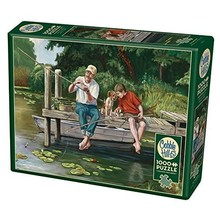 Cobble Hill Puzzles Cobble Hill  Puzzle 1000pc On the Dock