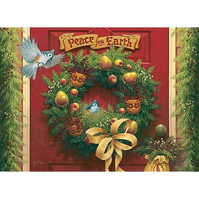 Cobble Hill Puzzles Cobble Hill  Puzzle 1000pc Peace on Earth