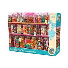 Cobble Hill Puzzles Cobble Hill Family Puzzle 350pc Candy Counter