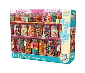 Cobble Hill Family Puzzle 350pc Candy Counter