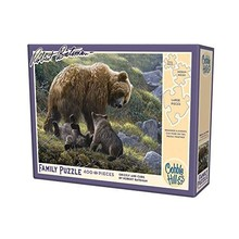 Cobble Hill Puzzles Cobble Hill Family Puzzle 400pc Grizzly and Cubs