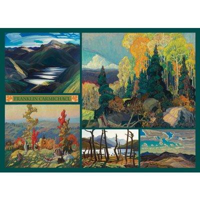 Cobble Hill Puzzles Cobble Hill Puzzle 1000pc Carmichael Art