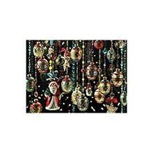 Cobble Hill Puzzles Cobble Hill Puzzle 1000pc Christmas Ornaments