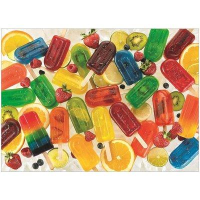 Cobble Hill Puzzles Cobble Hill  Puzzle 1000pc Popsicles