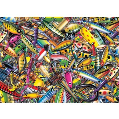 Cobble Hill Puzzles Cobble Hill Puzzle 1000pc Alluring