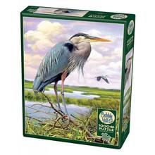 Cobble Hill Puzzles Cobble Hill Puzzle 1000pc Heron