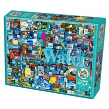 Cobble Hill Puzzles Cobble Hill Puzzle 1000pc Water