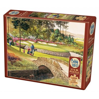 Cobble Hill Puzzles Cobble Hill Puzzle 275pc Golf Course