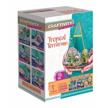 Creativity for Kids Craftivity Tropical Terrarium