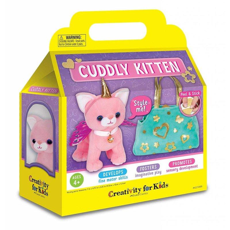 Creativity for Kids Creativity for Kids Cuddly Kitten