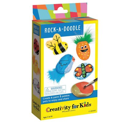 Creativity for Kids Creativity for Kids Mini Rock-a-Doodle