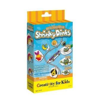 Creativity for Kids Mini Shrinky Dinks