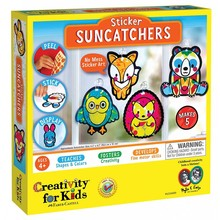 Creativity for Kids Creativity for Kids Sticker Suncatchers