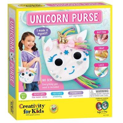 Creativity for Kids Creativity for Kids Unicorn Purse