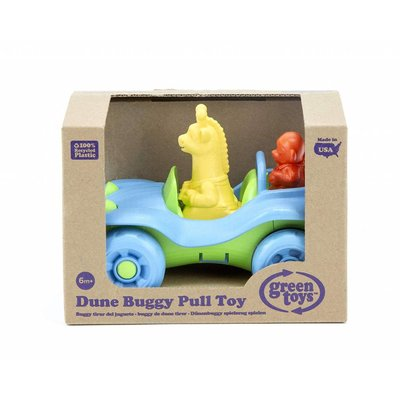 Green Toys Green Toys Dune Buggy Pull Toy