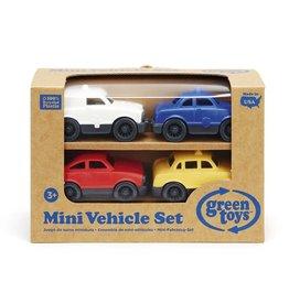 Green Toys Green Toys Mini Cars 4 Pack