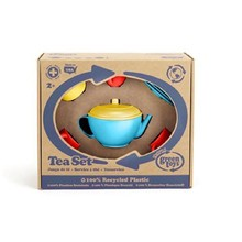 Green Toys Green Toys Tea Set Blue