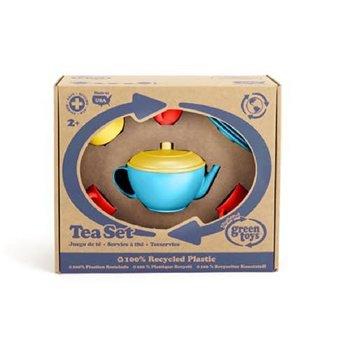 Green Toys Tea Set Blue