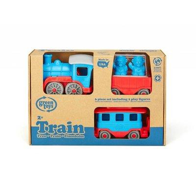 Green Toys Green Toys Train Blue