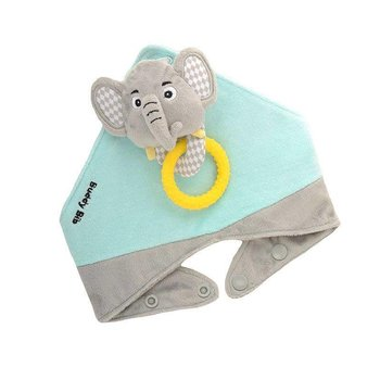 Malarkey Kids Buddy Bib Eli Elephant