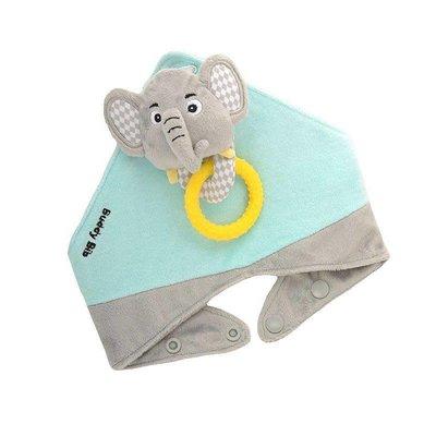 Buddy Bib Eli Elephant