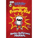 Amulet Book Diary of an Awesome Friendly Kid