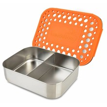 Malarkey Kids Lunchbots Classic Duo Stainless Steel